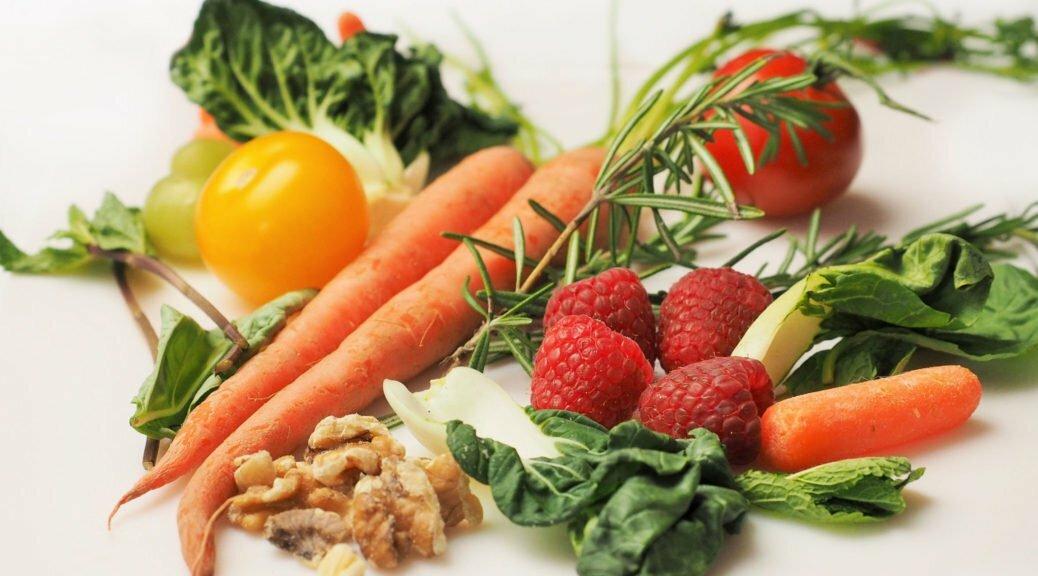 Une alimentation santé favorise l'élévation de votre taux vibratoire