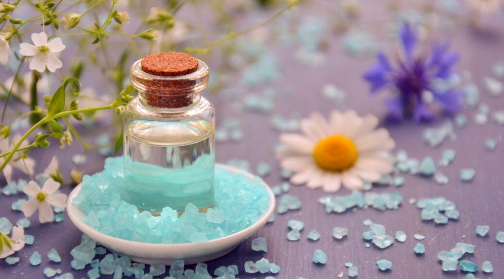 Fleurs et produits de spa